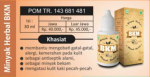 Minyak Herbal BKM